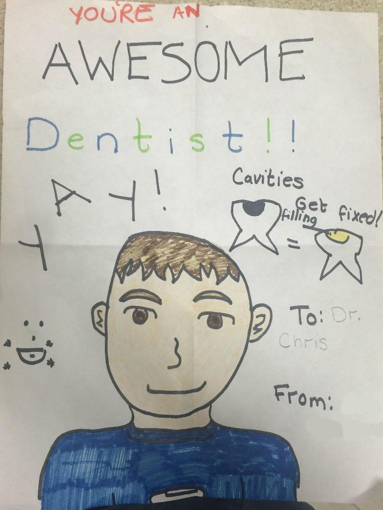 You're An Awesome Dentist!!